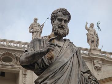 Saint Peter -- King Solomon