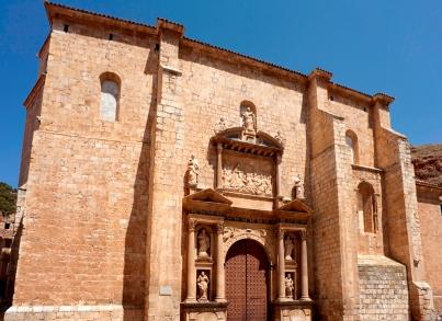 Iglesia colegial de Sa. Maria de los Sagrados Corporales