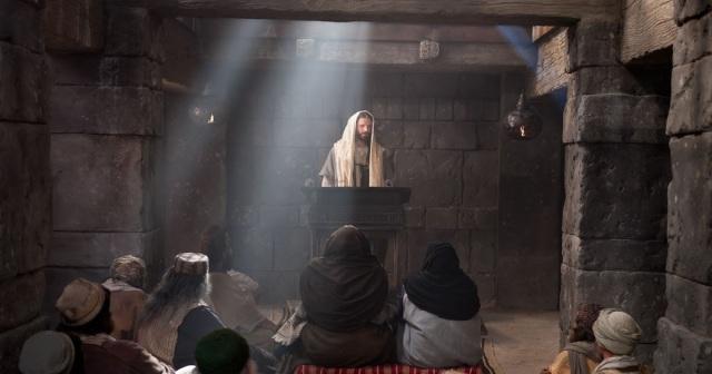 Luke 4 14-22