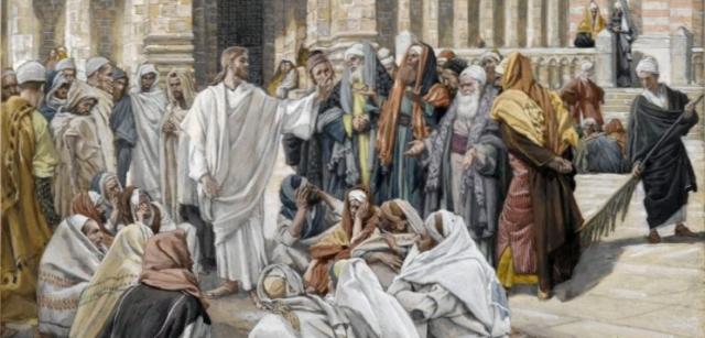 Brooklyn_Museum_-_The_Pharisees_Question_Jesus_Les_pharisiens_questionnent_Jésus_-_James_Tissot