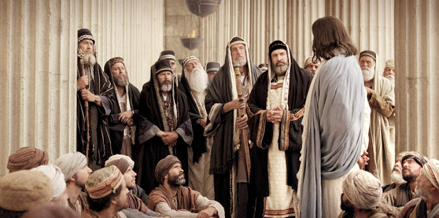 christ-and-pharisees-in-temple-large