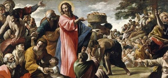 Giovanni_Lanfranco_-_Miracle_of_the_Bread_and_Fish_-_WGA12454-700x425