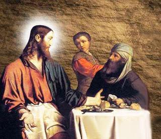Luke 11 37-41